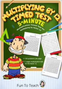 5Minute_Multiplication_Timed_Test_for_Multiplying_by_factor_122