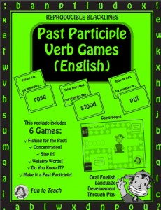 Past Participle cover screenshot