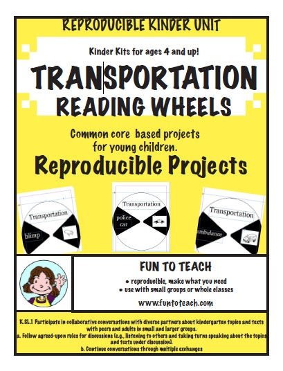 Transportation reading wheels cover